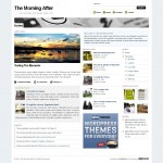 Free wordpress magazine theme by woothemes