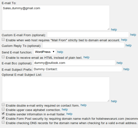 Plugin Review: Fast Secure Contact Form
