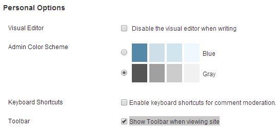 disable-worspress-toolbar