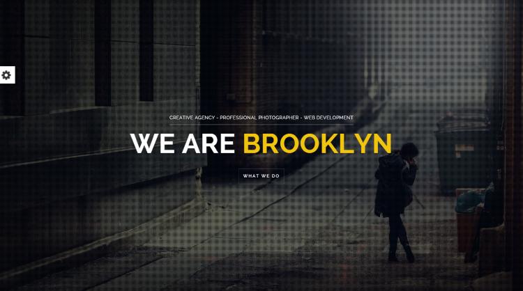 Brooklyn WordPress Theme