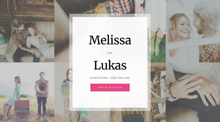 Bloom Wedding WordPress Theme