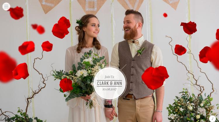 Idylle Wedding WordPress Theme