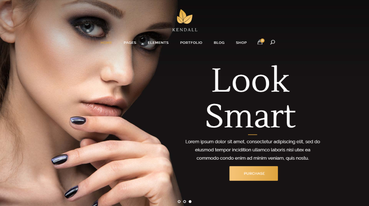 Kendall WordPress Theme-spa-hair-salon